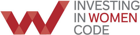 Investing in Women Code Logo