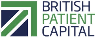 British Patient Capital Logo